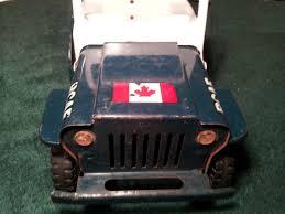 jeep wrangler canada 1966 rcaf jeep tonka canada collectors weekly