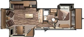 delighful rv floor plans with decorating ideas rv floor plans