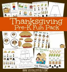 thanksgiving school a free printable pack
