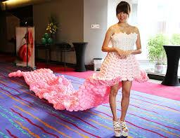 balloon dress balloon dress singapore book of records