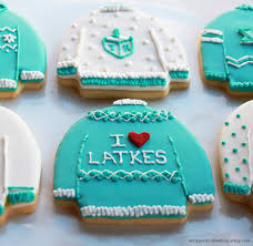 Hanukkah Cookies Awesome Etsy Find Christmas Cookies By Whipped Bakeshop Chickabug