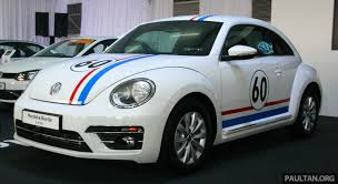 volkswagen cars beetle volkswagen beetle 60th merdeka edition u2013 rm136 888