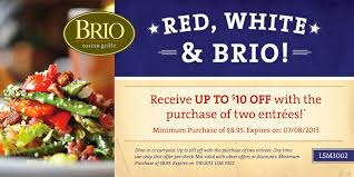 printable coupons brio tuscan grille printable coupon