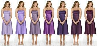 violet bridesmaid dresses violet after six bridesmaid dresses the wedding
