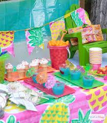 kids party ideas backyard party ideas atta girl says