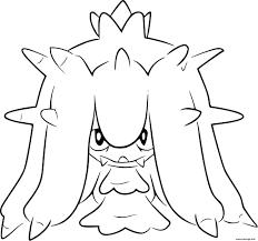 coloriage pokemon dessin à imprimer gratuit