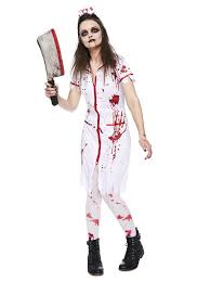 easy zombie nurse costume for halloween party delights blog