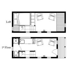 mcg floor plan the mcg loft a tiny house with a staircase loft floor plans