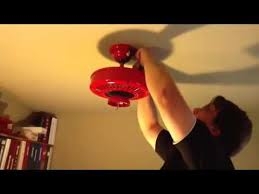 Ceiling Fan Casablanca by How To Remove Casablanca Ceiling Fan Part 3 Youtube