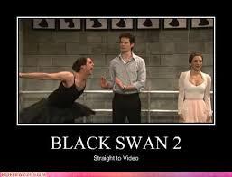 Black Swan Meme - black swan 2 randomoverload