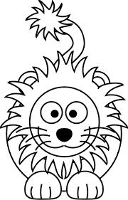 lion caricature free download clip art free clip art