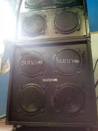 4x10 Guitar Cabinet Sunn 4x10 Cab For Guitar