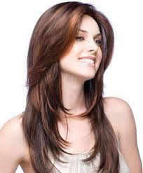 slightly longer in front hair cuts long hairstyles for round faces hair layers layering and haircuts