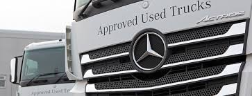 mercedes truck dealers uk approved used commercials