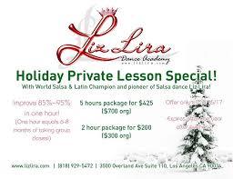 lizlira academy thanksgiving salsa bachata workshop