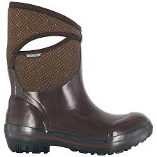 s bogs boots canada bogs s plimsoll herringbone mid boot moosejaw