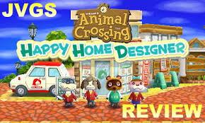 Happy Home Designer Villager Furniture Animal Crossing Happy Home Designer Review