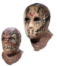 jason voorhees costume friday the 13th part 7 blood jason voorhees deluxe overhead mask