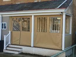 drop curtains enclosures kreider u0027s canvas service inc