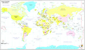 The Best Map Of The World by World River Map Major Rivers Of The Best Map World In Hindi