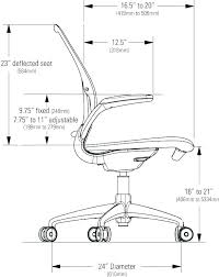 Height Of Office Desk Standard Office Chair Height Office Chair Seat Height Standard