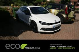volkswagen scirocco 2016 modified vw scirocco 2 0t fsi ecu remap eco vehicle tuning