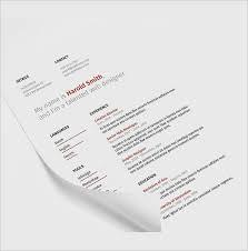 39 student resume templates free u0026 premium templates