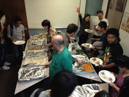 getting ready for thanksgiving dinner getting ready for thanksgiving at elc los angeles elc