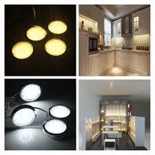 240v under cabinet lighting aliexpress com buy 4 pack led home kitchen under cabinet light