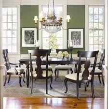 100 thomasville dining room sets double pedestal table