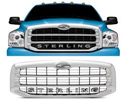 sterling dodge truck sterling bullet grille 2006 08 ram 15002006 09 ram 25002006 09