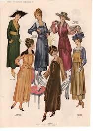 20th century fashion history 1910 1920 the fashion folks