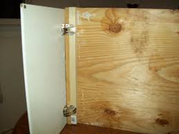hidden door hinges kitchen cabinet
