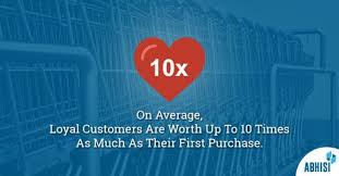 love thy customer loyalcustomers are your foundations of growth