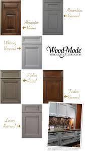 Woodmode Kitchen Cabinets Wood Mode Custom Kitchen Cabinetry Adds Four New Door Styles