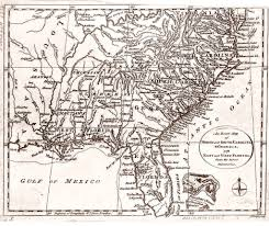 Southeastern United States Map by Many Southeastern Native Americans Were Never U201cfederally