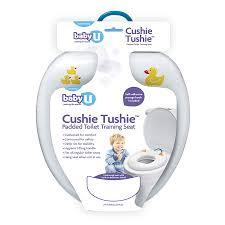 Cushioned Toilet Seats Cushie Tushie Toilet Seat Toys R Us Australia Join The Fun