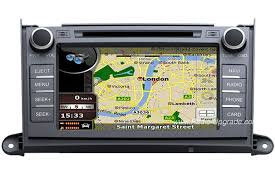 toyota car stereo toyota aftermarket navigation car stereo