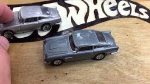 wheels james bond aston martin db5 retro entertainment review
