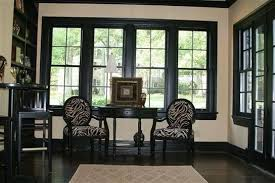 Black Trim Windows Decor Pictures Of House With Interior Black Trim Exle Of Interior