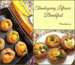 thanksgiving leftovers breakfast bread bowls everyday best