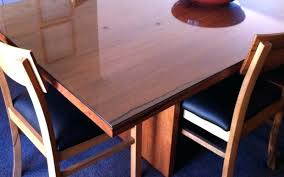 glass top to protect wood table glass table top cover idearama co