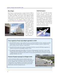 Texas joint travel regulations images Texas aviation aerospace industry jpg