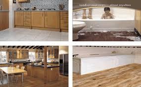 twinfloor vinyl waterproof flooring for bathrooms and kitchens