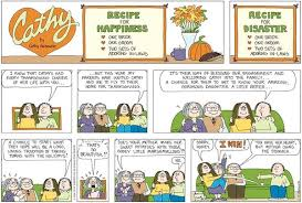 cathy comic for nov 15 2015 cathy comics