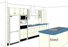 Kitchen Island Layout Ideas Kitchen Island Layout Designs Elabrazo Info