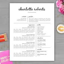 Creative Resumes Templates Free Cute Resume Templates Free Eliving Co