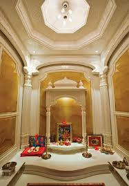 diverse tones puja room designs by shernavaz interiors homz in