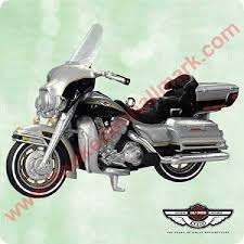 2003 harley davidson motorcycle 5 hallmark ornament at hooked on