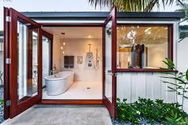 1950s Bungalow Floor Plan 1950s Beach Bungalow Redesigned For Modern Indoor Outdoor Living